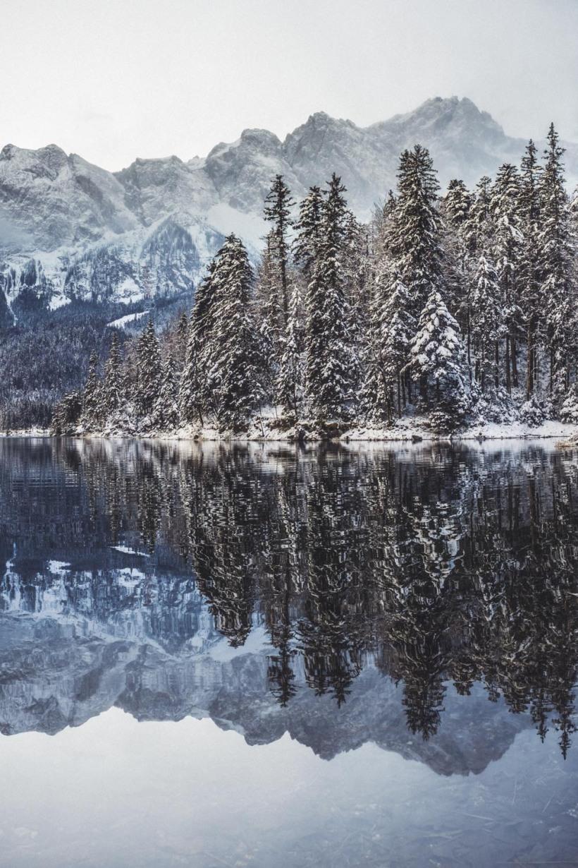 Unterwegs-am-Eibsee-im-Winter-11